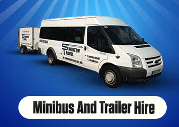 Minibus And Trailer Hire Manchester